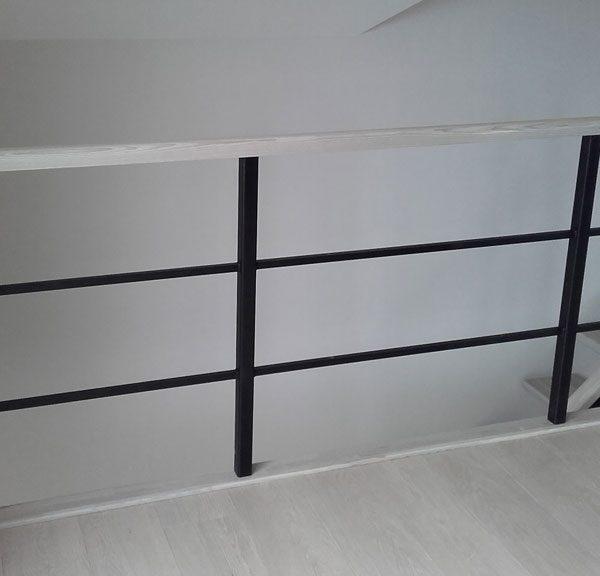 Mediniai laiptai - Modelis 05